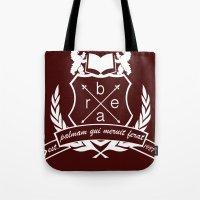 Academic Crest Tote Bag