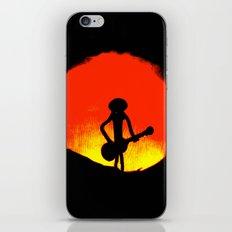 Evil Player iPhone & iPod Skin