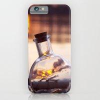 Fire Inside  iPhone 6 Slim Case