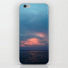 Ocean Sunset iPhone & iPod Skin