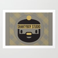Shantyboy Studio Art Print