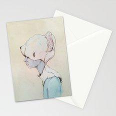 Portrait E Stationery Cards