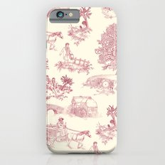 Shire Toile - Red Slim Case iPhone 6s
