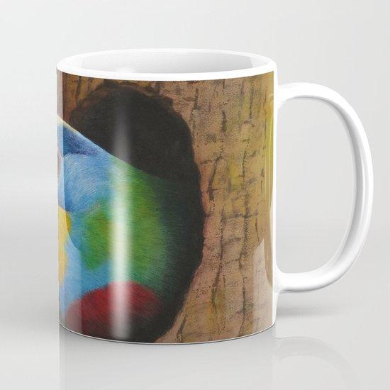 Beautiful Bird Mug