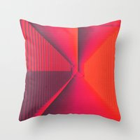 Silence Is Filled  with  Love Throw Pillow