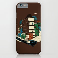 Book City Slim Case iPhone 6s