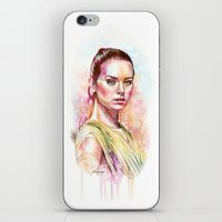 Rey iPhone & iPod Skin