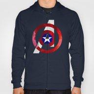 Captain America Avengers Hoody