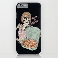 Even In Death iPhone 6 Slim Case