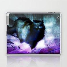 The Spooky Cat Laptop & iPad Skin