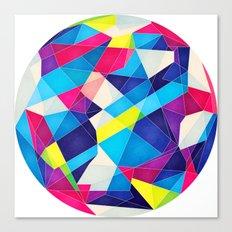 Color Language Canvas Print