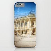 Jardin des Plantes Multiple Exposure iPhone 6 Slim Case