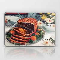 Roast with Mushrooms Laptop & iPad Skin