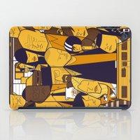 Breaking Bad (yellow Ver… iPad Case