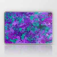 Purple Reign Laptop & iPad Skin