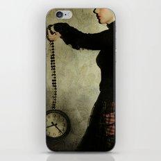 tick tock iPhone & iPod Skin