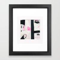 Marxmodul16 Framed Art Print