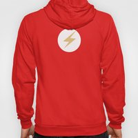 The Flash Vector Logo Hoody