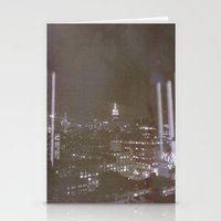 SLEEPLESS Stationery Cards