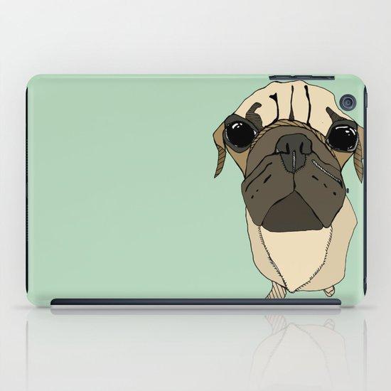Puglet iPad Case