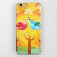 L'Amour... iPhone & iPod Skin