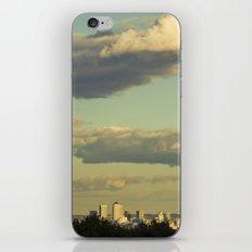 Sky above iPhone & iPod Skin