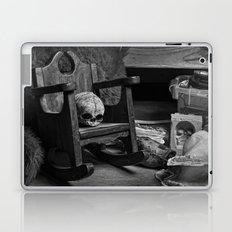 Rocking Skull Laptop & iPad Skin