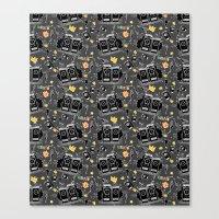 Mento/Ska/Rocksteady 4 Canvas Print