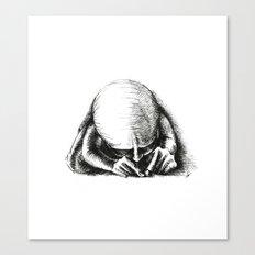 Ant II. Canvas Print