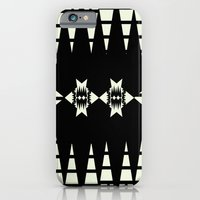 iPhone & iPod Case featuring Microcosm by TTTRIPTYCH