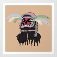 Dead Space: The Spirits … Art Print