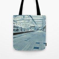 LRT Station  Tote Bag