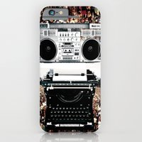 Stereo Type iPhone 6 Slim Case