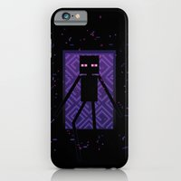 Here comes the Enderman! iPhone 6 Slim Case
