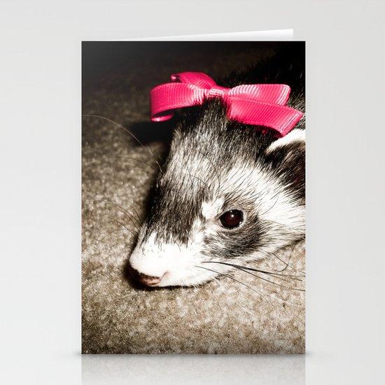 Little Princess Stationery Card