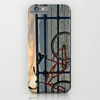 iPhone & iPod Case featuring Bicycle  by 50one50 photography