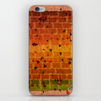 Relaxing Pattern iPhone & iPod Skin