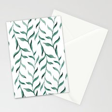 Blue branches. Stationery Cards