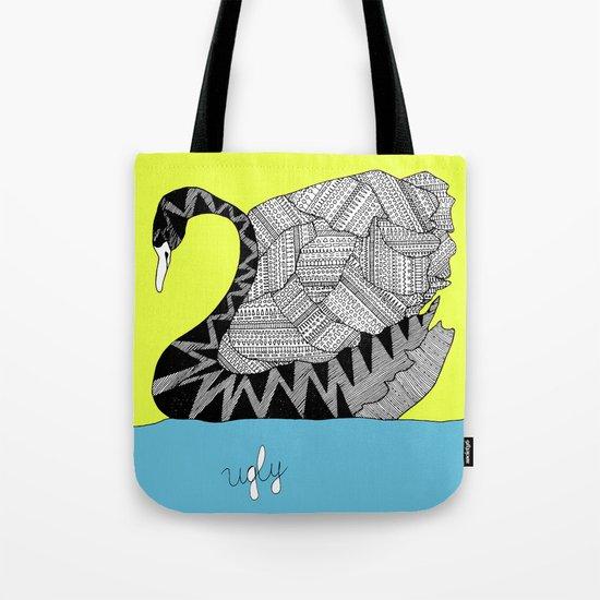Ugly Swan Tote Bag