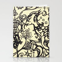 Birdbrain Stationery Cards