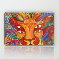 Lion's Visions Laptop & iPad Skin
