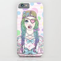 iPhone & iPod Case featuring Love Is The Drug by Jade Boylan
