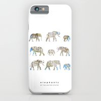 Elephants Of The United … iPhone 6 Slim Case