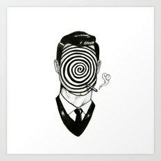 Twilight Zone Art Print