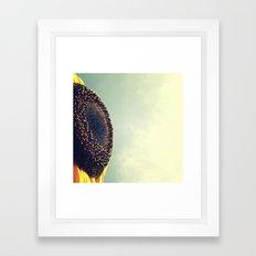 FLOWER 038 Framed Art Print