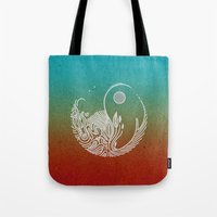 Wandering Days Tote Bag