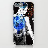 iPhone & iPod Case featuring love and gravity version 34218 by frederic levy-hadida