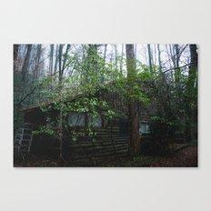 Quiet Sunday Canvas Print
