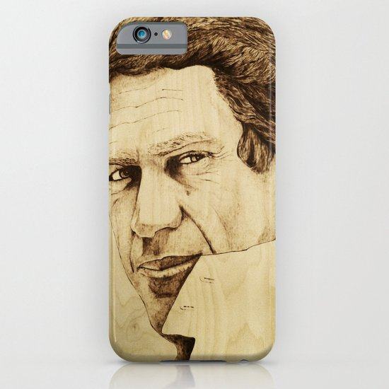 Steve McQueen iPhone & iPod Case