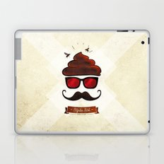 Hipster Hat Laptop & iPad Skin